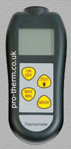 Digital thermometer K type thermocouple