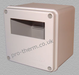 thermostat box enclosure